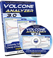Volcone Analyzer 3.0